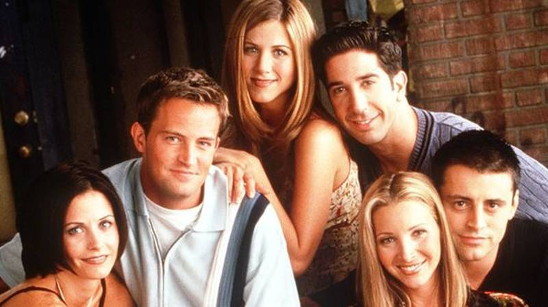 People Can Hear Janice From 'Friends' Laughing From A Photo