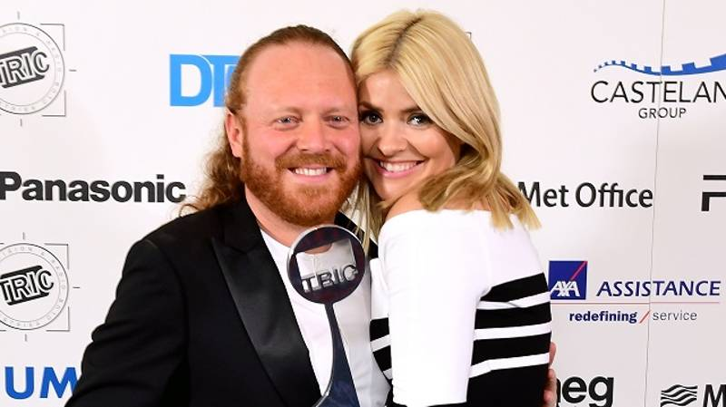 Keith Lemon Always Gives The Same Advice When People Meet Holly Willoughby