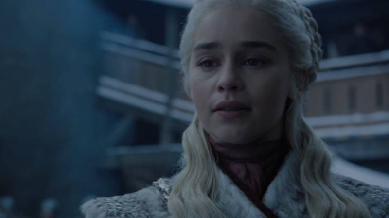 Game Of Thrones Fans Have Spotted Something In New Promo Videos