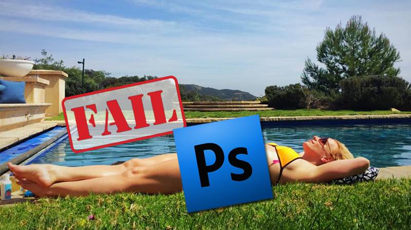 The Best Celebrity Photoshop Fails Of All Time