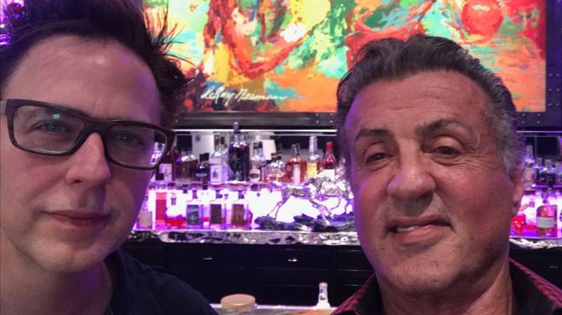 Director James Gunn Confirms Sylvester Stallone Has Joined The Suicide Squad Cast
