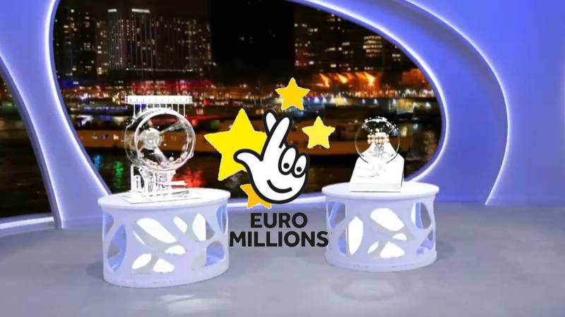 What Is The EuroMillions Jackpot For 2nd July And What Time Is The Draw?