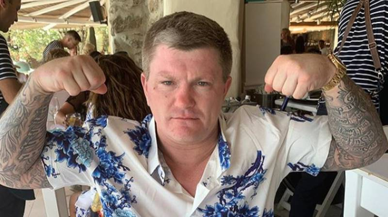 ​Ricky Hatton Wakes Up 'In Puddle Of Tears' After Ordering £830 Steak