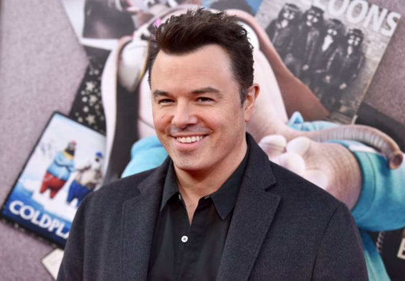 Seth MacFarlane Has A Theory As To Why Hollywood Hates Donald Trump