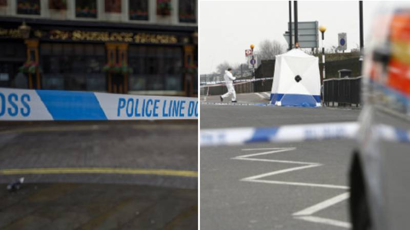 London Had Its First Fatal Stabbing Just Hours Into 2019