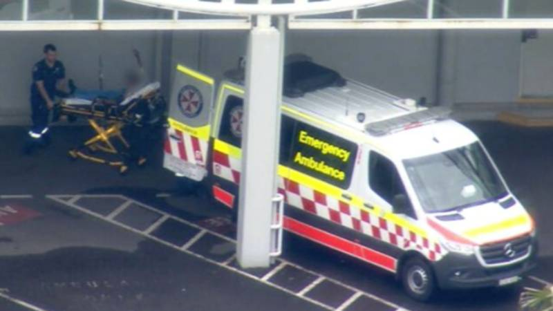 Sydney School In Lockdown After 14-Year-Old Student Stabbed Multiple Times