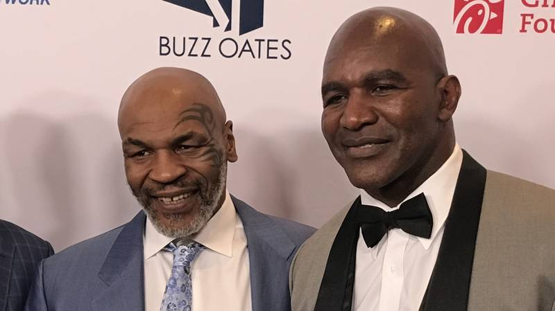Evander Holyfield Confirms He's Close To Agreeing Fight Against Mike Tyson