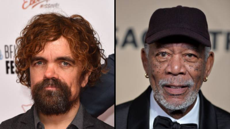 Peter Dinklage And Morgan Freeman Face Off In Super Bowl Commercial Rap Battle