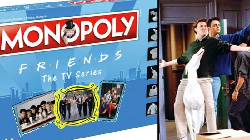 You Can Now Get 'Friends' Monopoly - Could There Be A Better Christmas Present?