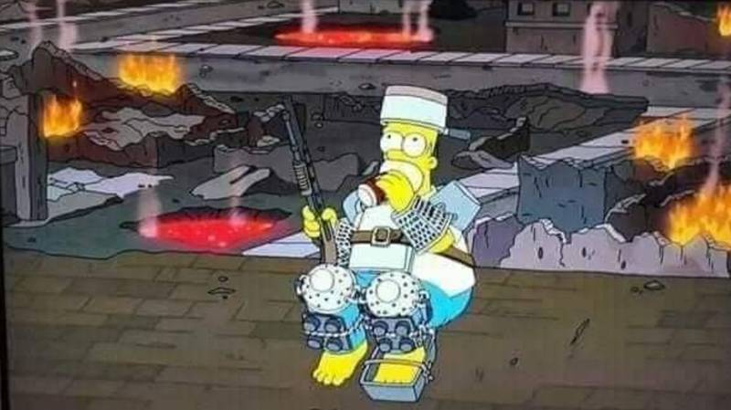 People Expecting The World To End On 20 January Due To A New Simpsons Prediction