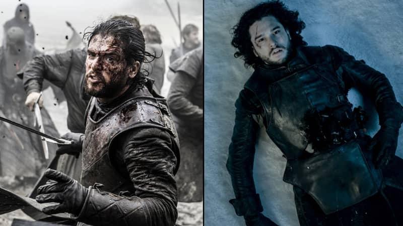 Kit Harington Reveals Filming Final Game Of Thrones Season Broke Everyone