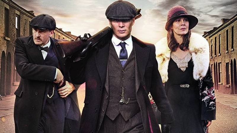 'Peaky Blinders' Has Won The BAFTA For Best Drama