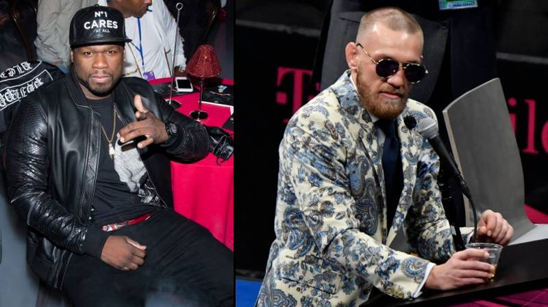 50 Cent Claims That He Could Take Conor McGregor 'In The Streets'
