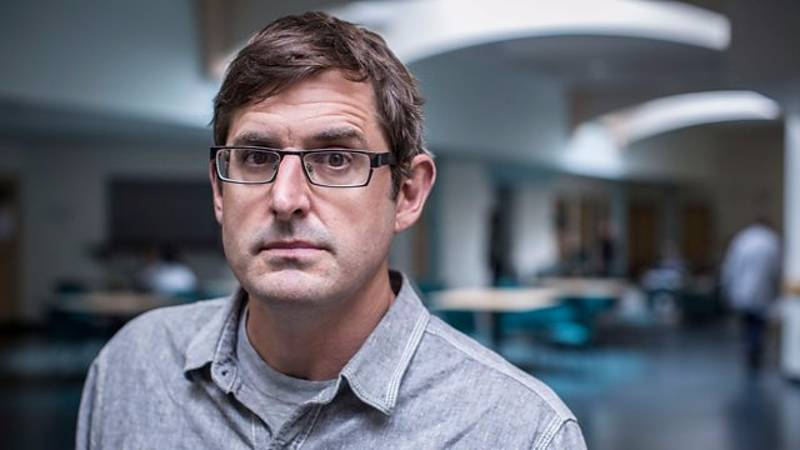 Don't Worry, Louis Theroux Has Another Documentary Coming Out After 'Dark States'