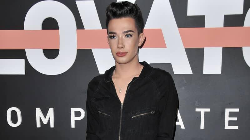 YouTuber James Charles Denies 'Grooming' Allegations