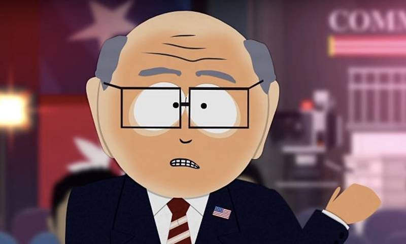 Donald Trump 'Impossible' To Satirise As He's 'Funny Enough On His Own' Says 'South Park' Creators