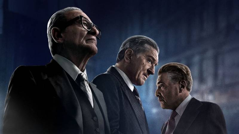 Martin Scorsese's The Irishman Is Out In Selected Cinemas Today