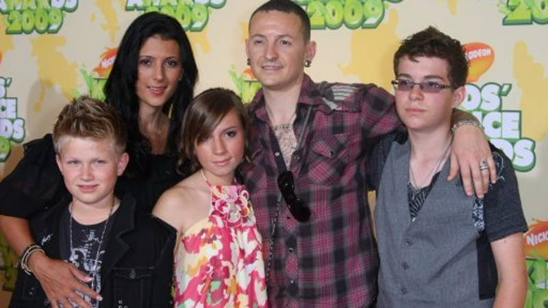 Chester Bennington's Wife Releases First Statement Since Husband's Death
