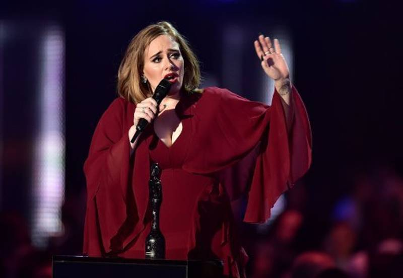Adele Reportedly Signs £90 Million Record Deal After Leaving XL