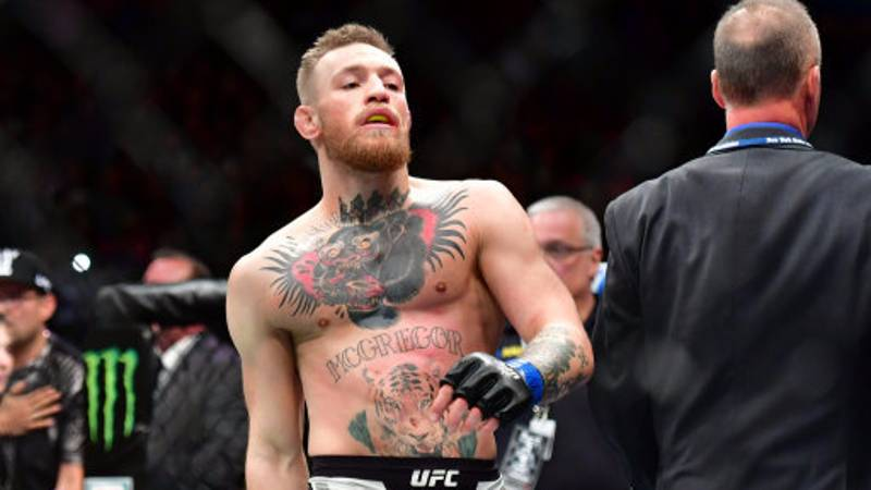 Conor McGregor Calls Out Nate Diaz For Round Three
