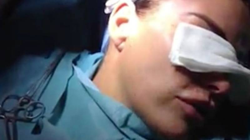 Katie Price Describes Her Face As 'F**ked Up' After Botched Facelift