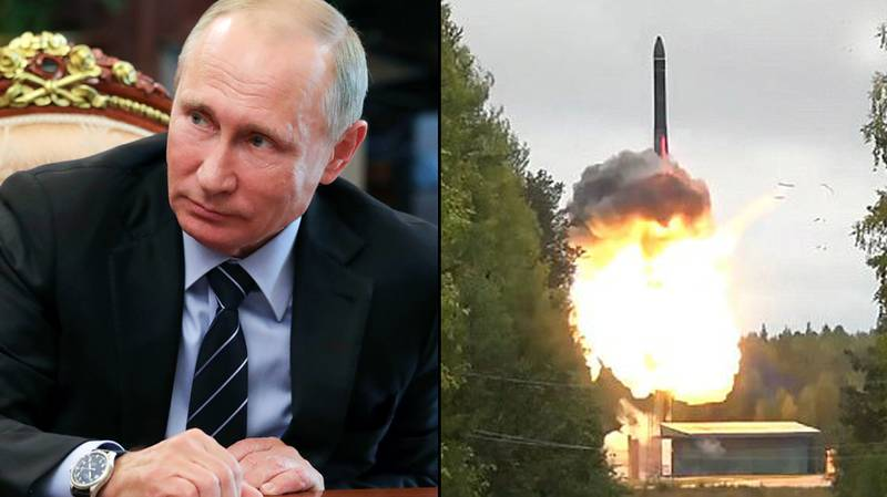 Russia Tests Long Range Missile Which Is Capable Of Carrying Nuclear Warheads