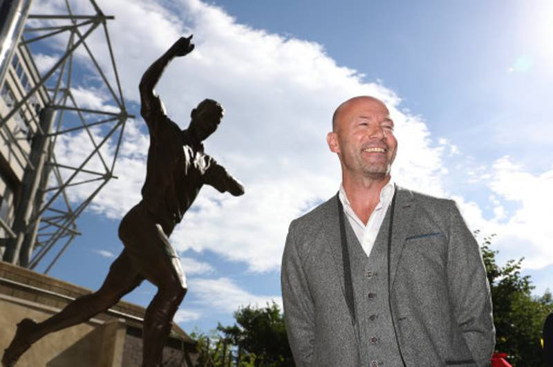 New Alan Shearer Statue Unveiled But It 'Looks Like Dale Winton'