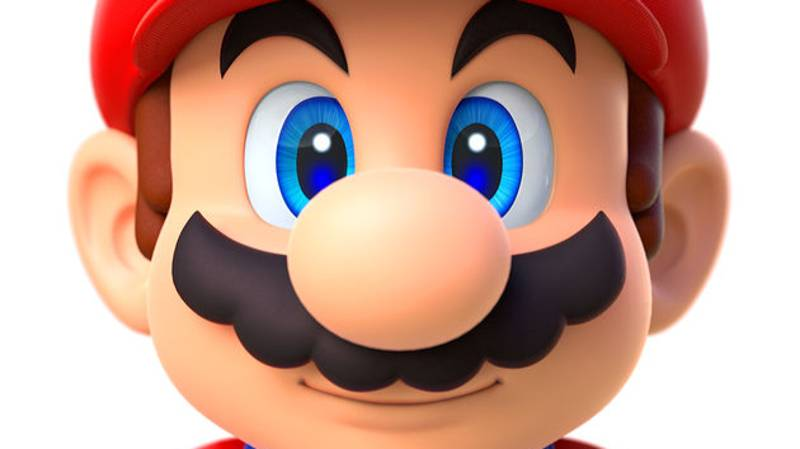 Someone Has Photoshopped Mario's Moustache Out And OMG My Eyes