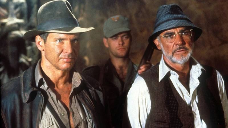 Harrison Ford Pays Tribute To On-Screen Father Sean Connery