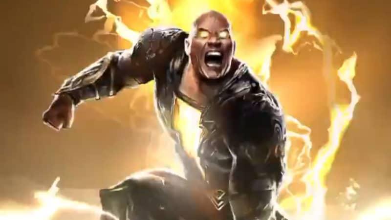 Dwayne 'The Rock' Johnson Shares Teaser For DCEU Film Black Adam