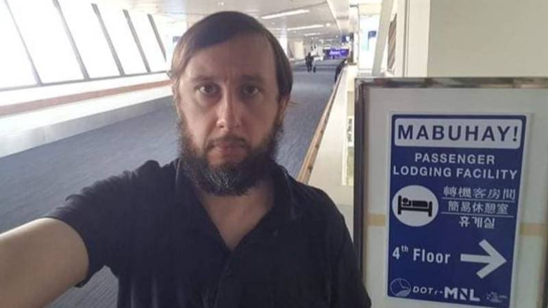 Tourist Says He's Lived In Airport For 110 Days Amid Lockdown
