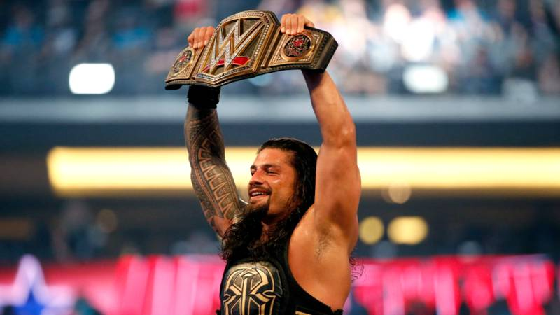 Roman Reigns In Training As He Makes Possible Return For WrestleMania