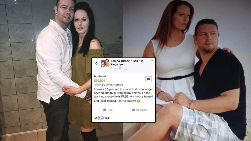 Wife's Plan Backfires When She Puts Her Husband Up For Sale