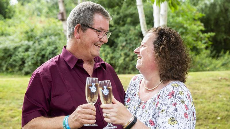 Couple Win £1 Million On National Lottery The Day After Redundancy