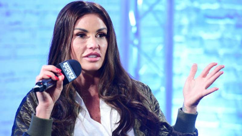 Katie Price Told She 'Looks Like Poo' After Sharing Naked Fake Tan Pic