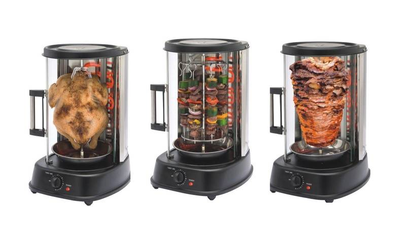 You Can Now Have A Kebab Every Day With Your Own Home Rotisserie