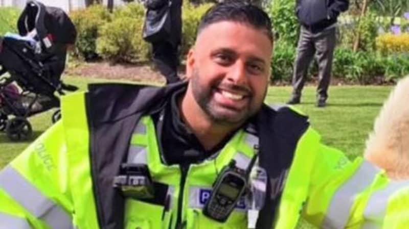 Police Officer Investigated After Sharing TikTok Of Himself Miming Sexualised Joke
