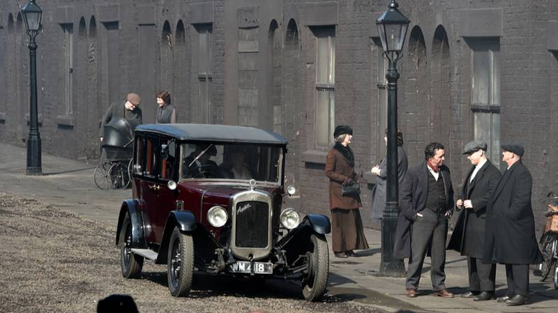 Spend Your Evening Living Like A Peaky Blinder At These Events