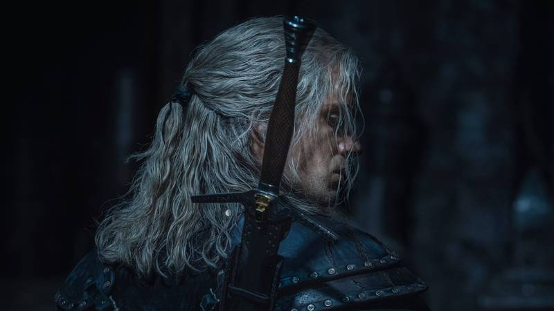 Netflix Shares First Pictures Of Henry Cavill In The Witcher Season Two