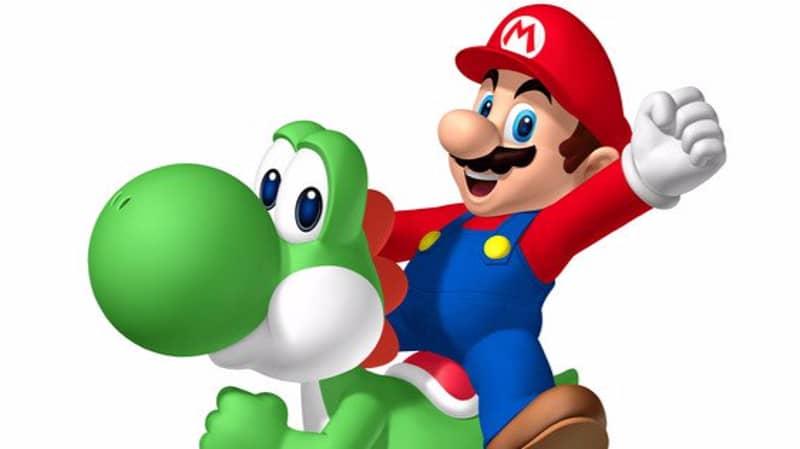 Mario Was Punching Yoshi In The Head, Confirms Nintendo