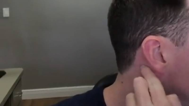 Doctor Reveals Special Spot Behind Ear That Can Help Aid Sleep