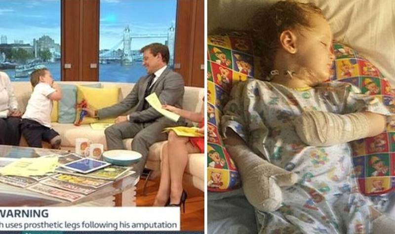 Ben Shepherd Paused Interview To Play Spider-Man With Little Amputee Lad