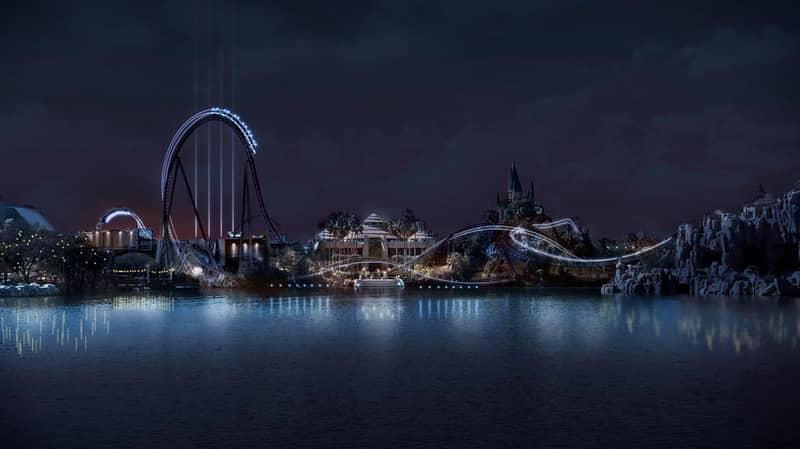 New Jurassic World Roller Coaster To Open At Universal Orlando Resort