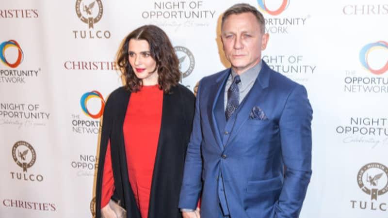 Rachel Weisz, 48, Welcomes First Child With Daniel Craig