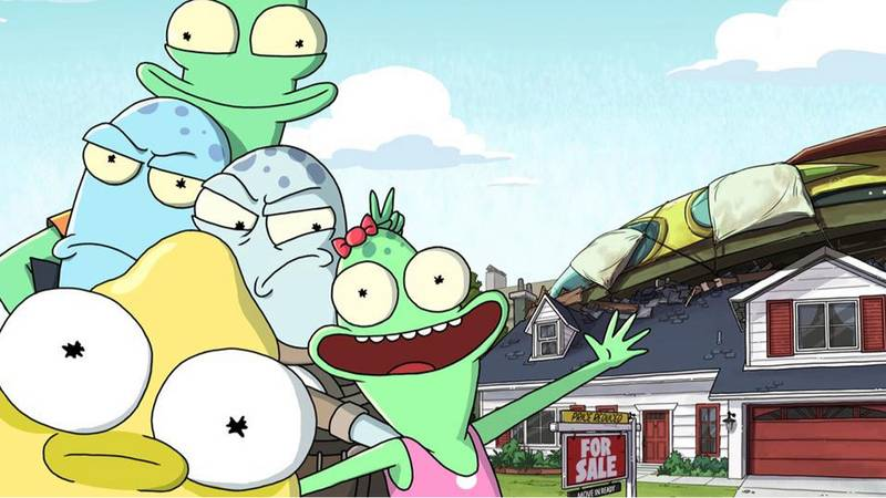 Co-Creator Of Rick And Morty Launches New Show Called Solar Opposites