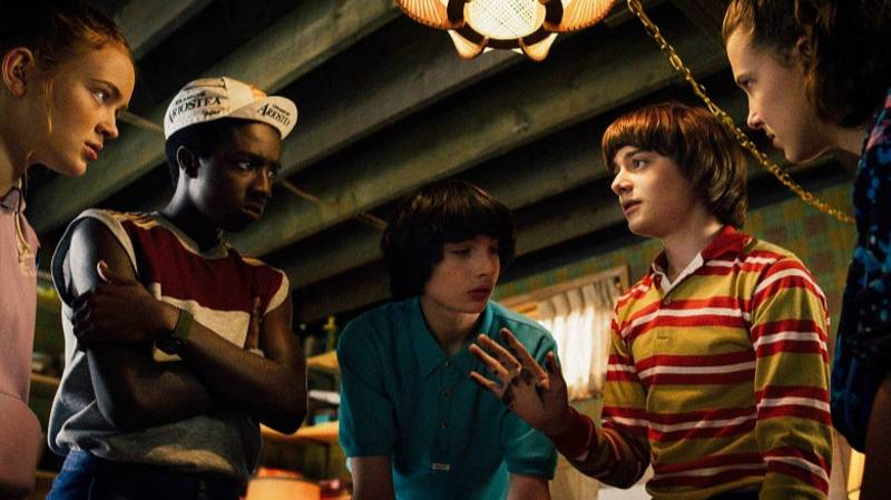 Stranger Things Voted The Best Netflix Series
