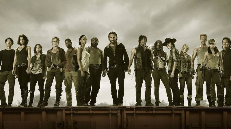 AMC Reveal 'The Walking Dead' Return Date And Promotional Poster