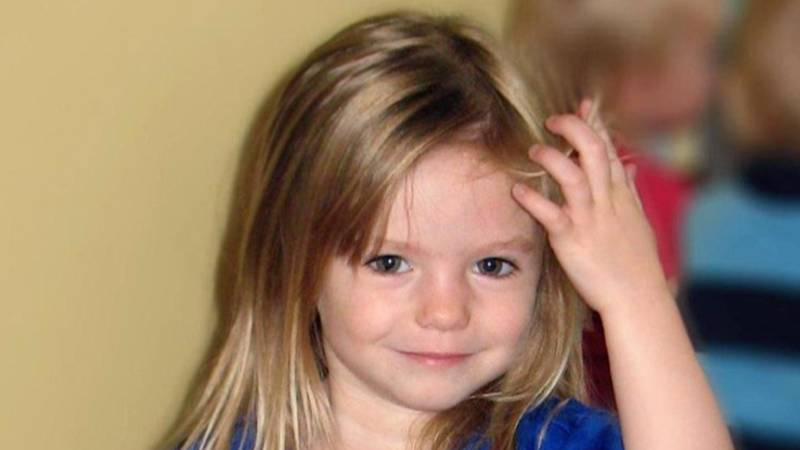 Outrage As Photoshopped Image Of Maddie McCann On H&M Jumper Appears On Twitter