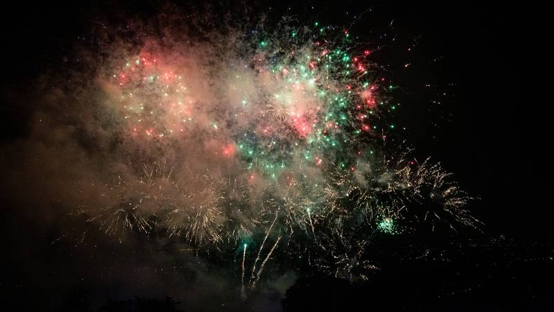 More Than 50 Percent Of People Think Private Fireworks Displays Should Be Banned