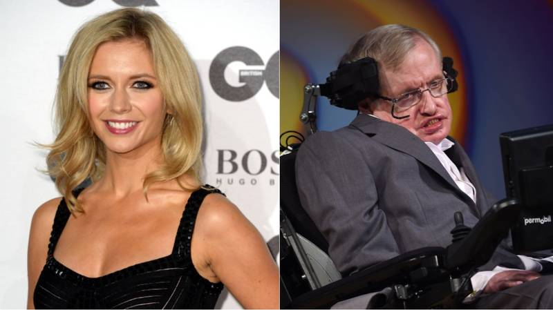 Rachel Riley Reveals She Once Performed Private Dance For Stephen Hawking